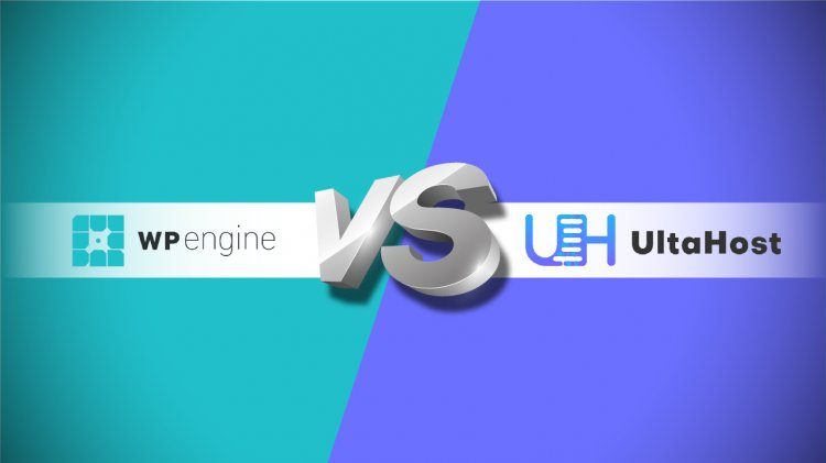 Comparison Between WP Engine vs UltaHost Web Hosting Providers