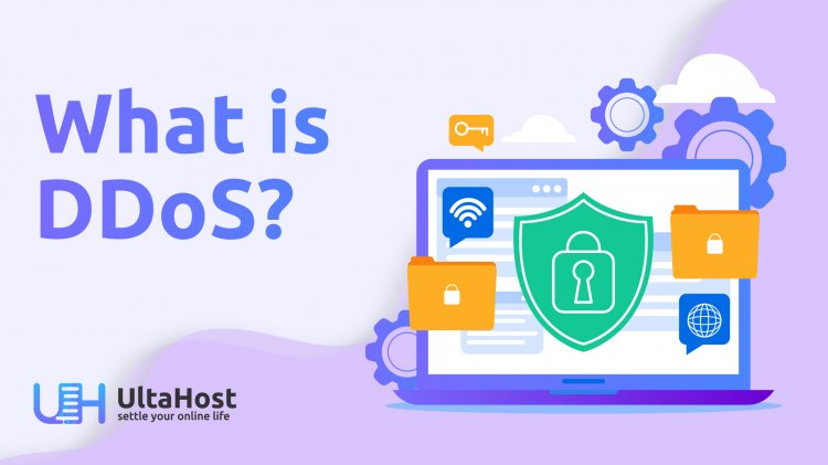 What is DDoS? How to Protect your network from it?