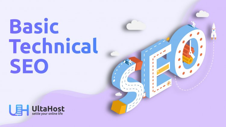 How to use basic technical SEO techniques to improve the Google rank for your word press website?