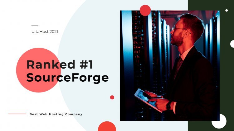 UltaHost ranked# 1 in the SourceForge list