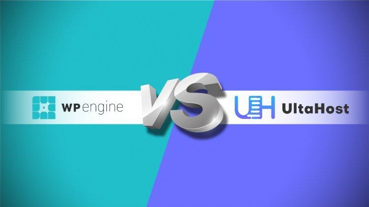 Сравнение WP Engine и UltaHost, провайдеров веб-хостинга
