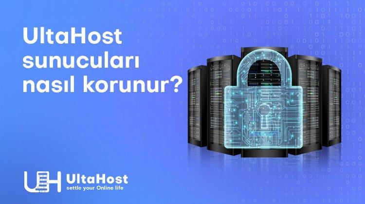 UltaHost sunucuları BitNinja ile nasıl güvence altına alınır?