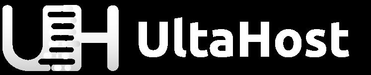 Ultahost Logo