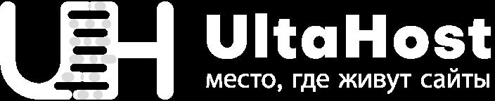 Ultahost.com - место , где живут сайты